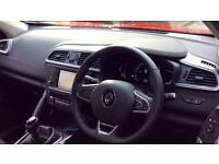 2016 Renault Kadjar 1.6 dCi Dynamique Nav 5dr Manual Diesel Hatchback