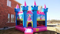 BOUNCY CASTLE RENTALS $140| THE PLAY PALACE