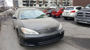 2002 Toyota Camry Negotiable