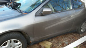 2002 Acura RSX Coupe (2 door) parts car IN HALIFAX