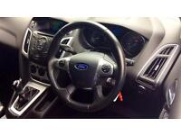 2014 Ford Focus 1.0 EcoBoost Zetec 5dr Manual Petrol Hatchback