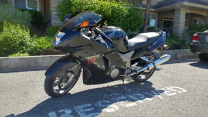 2000 Honda Super Blackbird XX1100, in superb condiition