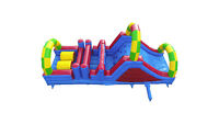 BOUNCY CASTLES & FUN FOOD RENTALS