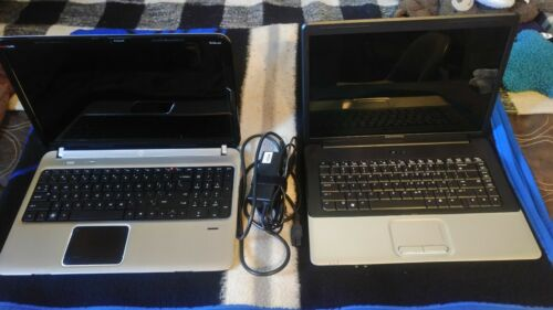 2 laptops, HP Pavilion & Compaq Pavilion 2 Laptop Bundle - Read listing VG DEAL!