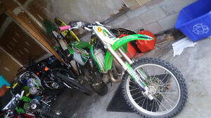 MODDED kx100 trade or sell