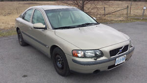 2002 Volvo S60 *Ready for Ownership Transfer*