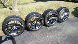 SC-5 rims and tires