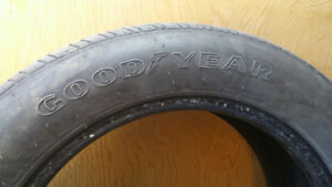 205/55/16 Goodyear pneus usager ete / used tires summer