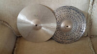 "Paiste 14"" Traditionals Medium Light Hi-Hats"