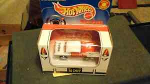 1955 Chevy Hot Wheels toy cars London Ontario image 1