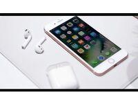 iphone7 32 GB gold unlocked