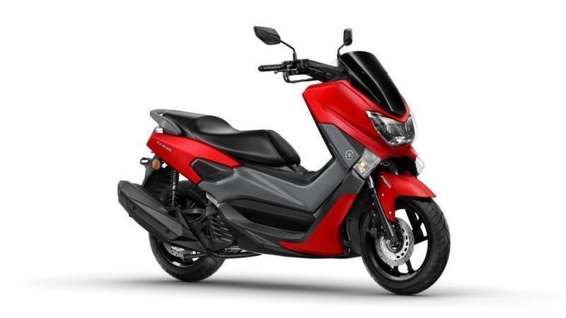 2017 Yamaha NMAX 125 125.00 cc