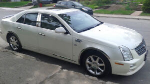 2007 Cadillac STS chrome Berline