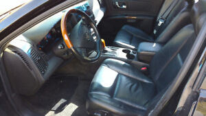 2005 Cadillac CTS Coupe (2 door)