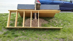 FREE Curb Side Book Case With Shelves 35 Chaucer Cres, Barrie