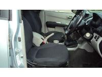 2008 MITSUBISHI L200 2.5DI-D 4WD SILVER DIESEL DOUBLE CAB PICKUP WARRIOR