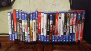 PlayStation4 and 30 games