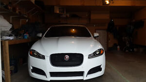 2015 Jaguar XF Sports Sedan
