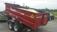 Easy Bins -  Flat Rate Dumpster Rentals-Fredericton/Oromocto