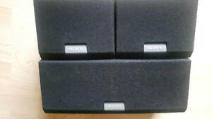 Sony surround speakers set