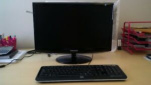 "Samsung SyncMaster 2233SW 21.5"" 1080p monitor"