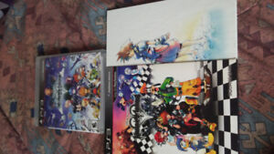 Kingdom hearts 1.5-2.5 for ps3 (plus more!)
