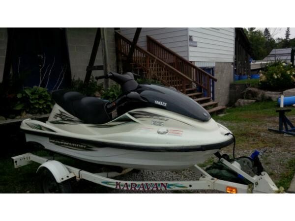 Used 2000 Yamaha Waverunner 1200 XL Limited