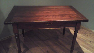 Solid Wood Table/Desk