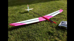 Predator II Discus Hand Launch RC Glider Kit