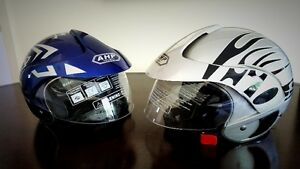 HELMETS / CASQUES CHILDREN /// LED LAMPES