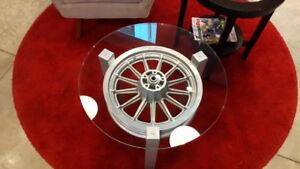 Harley Wheel table. Trades considered.