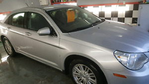 2010 CHRYSLER SEBRING LOW MILLAGE