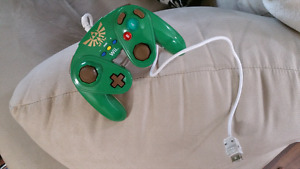 Zelda fight pad classic controller for wii or wii U