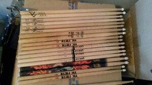 Various Drumsticks- Vic Firth- Promark- Los Cabos- New