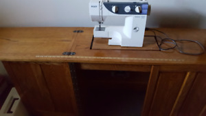 PFAFF sewing machine for sale. Barely used.