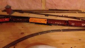 HO train set Stratford Kitchener Area image 3