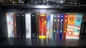 Selling dvd and blu ray TV shows