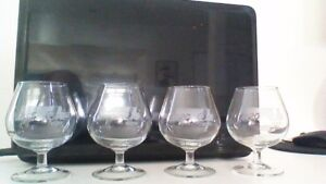 Verre à cognac de collection