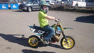 King Cobra 50cc plus parts bike