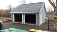 Garages - outbuildings