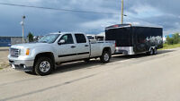 Moving services and trailer rentals