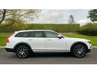 2020 Volvo V90 D4 AWD CROSS COUNTRY PLUS Leather, All Wheel Drive, Adaptive Crui