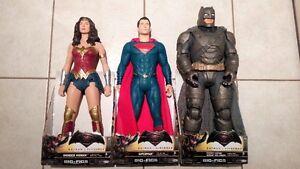 "Batman vs Superman Big Fig Superman or Wonder Woman 20"" Figure"