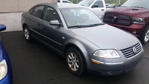2004 passat 1.8l turbo 5 speed for sale or trade?