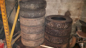 Plusieurs pneus d'été 16'' en inventaire à partir de 50$ chaque