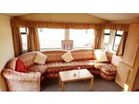 Static Caravan Clacton-on-Sea Essex 2 Bedrooms 6 Berth Willerby Westmorland