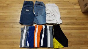 Boys size 4t/4 summer lot