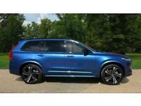 Volvo XC90 T8 Hybrid R Design Pro AWD Aut Auto 4x4 Petrol/Electric Automatic