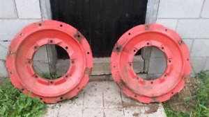 Wheel weights