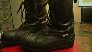 Baffin Leather Snowmobile Boots